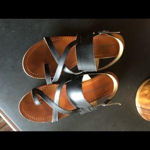 Lucky Brand Sandals Sz 7